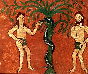 Adam Eve Serpent